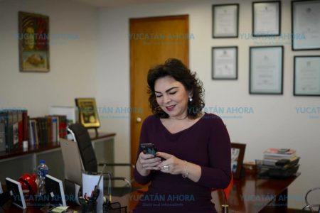 Nueva dinámica de Ivonne Ortega: El PRI habla, #IvonneEscucha