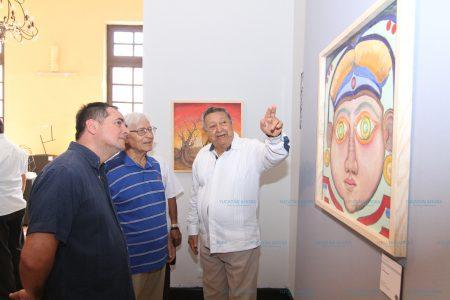 Reconocen el arte y trabajo docente de Arturo Acosta
