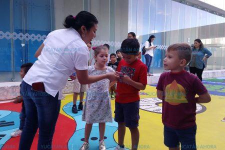 ¿Vacaciones? Actividades sin costo para niños en el Gran Museo del Mundo Maya