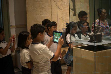 Jugando aprenden sobre el patrimonio arqueológico