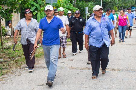 Alcalde de Kinchil alza la voz contra el despojo de tierras en el poniente