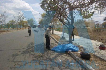 Lunes de trágicos accidentes de tránsito en Mérida