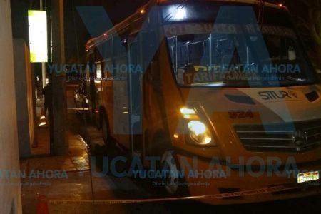 'Vengador anónimo' ataca a chofer de Situr en Yucalpetén