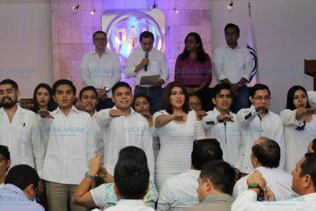Piden a jóvenes trabajar con generosidad por Yucatán