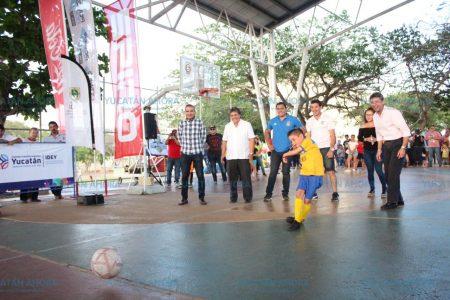 Arranca la I Copa Tigres en el complejo deportivo Kukulcán