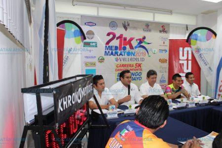 Valladolid organiza su primer medio maratón