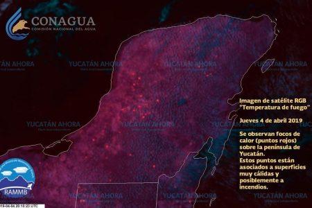 Casi 40 grados en Mérida y en la costa de Yucatán