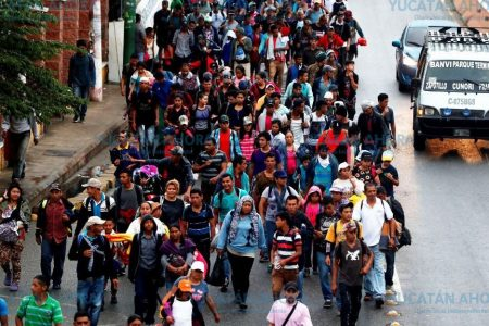 Advierten de aumento de enfermedades por paso de centroamericanos