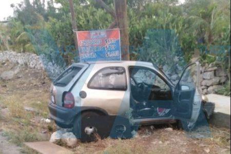 Trágico inicio de semana: conductora muere en el Periférico