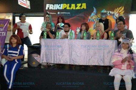 Con grandes estrellas, regresa la convención Tsunami Mérida Comic con
