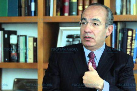 Apagón en Yucatán 'enciende' pleito vía Twitter entre Calderón y Barlett