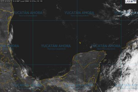 Se aleja el frente frío 49: casi acaba con la sequía en Yucatán