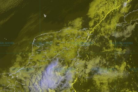 Será un frente frío seco, pronostica Conagua