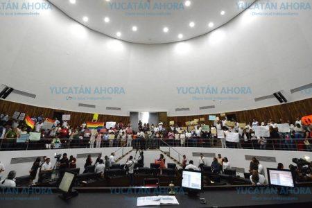 Diputados yucatecos votan hoy de nuevo sobre matrimonio igualitario