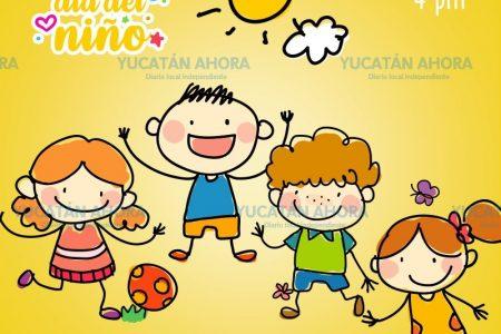 Celebran a los niños y despiden las vacaciones