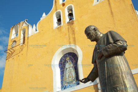 Reportan ocupación hotelera del 100 por ciento en Izamal y Valladolid