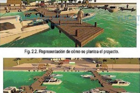 Proyectan una marina en el puerto de abrigo de Celestún