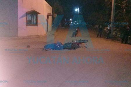 Choque entre motociclistas: un muerto