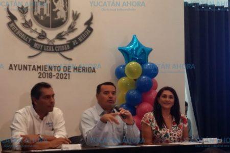 Anuncian Semana de la Niñez en Mérida