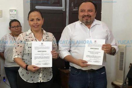 Presidenta nacional del PRI anuncia que 'Panchito' ganó en Yucatán