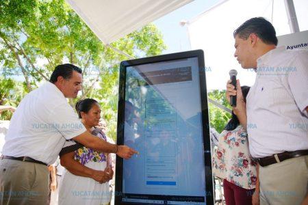 Portal web del Ayuntamiento, enlace directo con el ciudadano