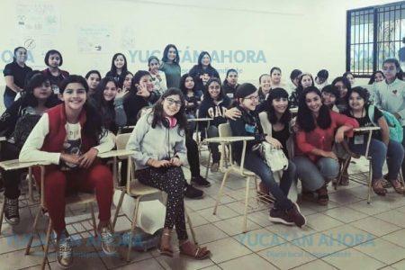Con empresas sociales, niñas yucatecas participan en competencia internacional