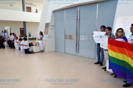 Piden que AMLO obligue a Yucatán a aceptar el matrimonio igualitario