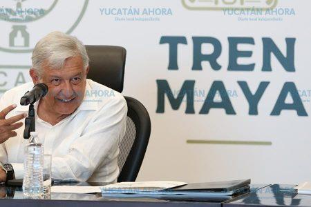 López Obrador anuncia que habrá inversión estadounidense en Tren Maya