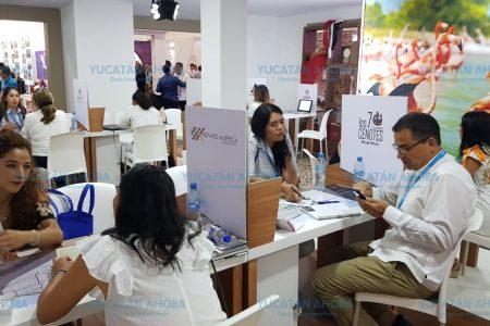 Yucatán, con buenos resultados en el Tianguis Turístico Acapulco 2019