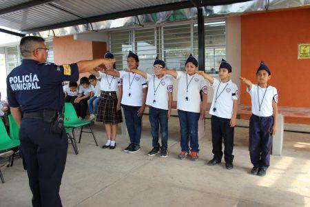Seis nuevos agentes contra el bullying en escuelas meridanas