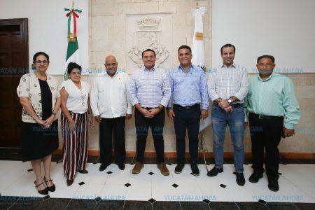 Invitan a Mérida a participar en la Feria Internacional de La Habana