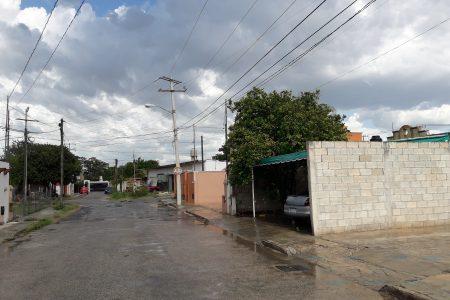 'Chan llueve' en Mérida y solo saca bochorno