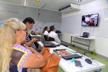 Nuevo modelo en los centro de inclusión digital