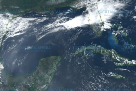 Para mañana pronostican hasta 42 grados en la Península de Yucatán