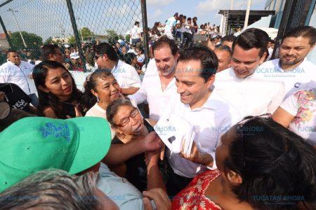 Mauricio Vila anuncia millonaria inversión para Progreso