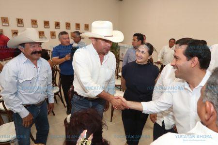 Mauricio Vila anuncia que continuará el impulso al sector ganadero