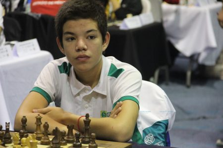 El ajedrez yucateco, imparable en la Olimpiada Nacional
