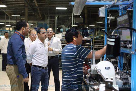 Crece la economía y la generación de empleos formales en Yucatán