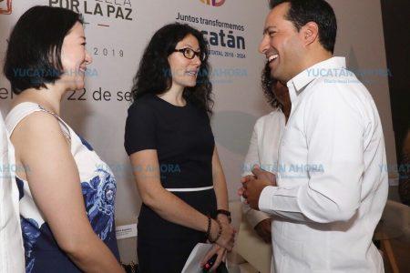 Yucatán aportará su huella a la paz mundial