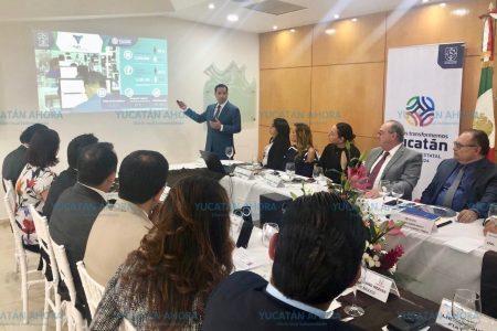Yucatán, el lugar correcto para invertir: Mauricio Vila
