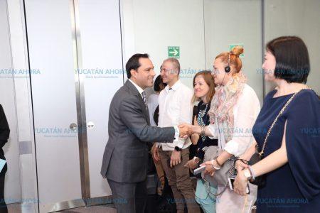 En Mérida 21 premios Nobel de la Paz para la Cumbre de septiembre
