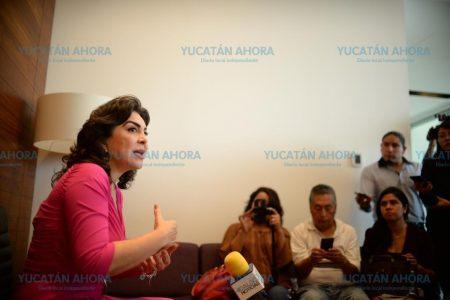 Proceso interno del PRI debe estar libre de línea: Ivonne Ortega