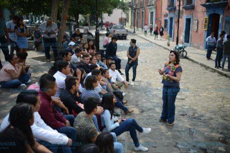 Llama Ivonne Ortega a convertir el PRI en contrapeso político