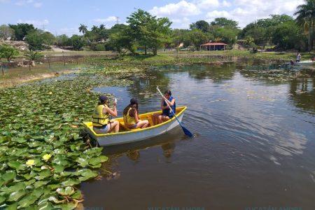 Nuevo atractivo en el Acuaparque: paseos en lancha
