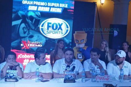 Arranca la emoción de la competencia Sima Mayan Racing Team
