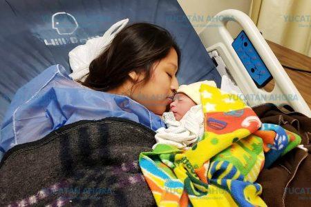Nacen cuatro niños y una niña este 10 de mayo en Yucatán