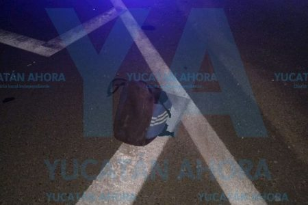 Tragedia en la carretera Mérida-Cancún, frente a la Hacienda Teya