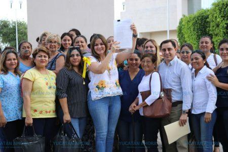 Cecilia Patrón espera solución favorable al lío de las estancias infantiles