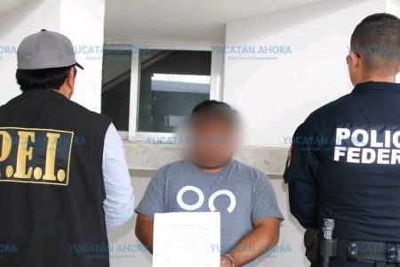 Detienen a sujeto que robó cinco millones de pesos en Mérida