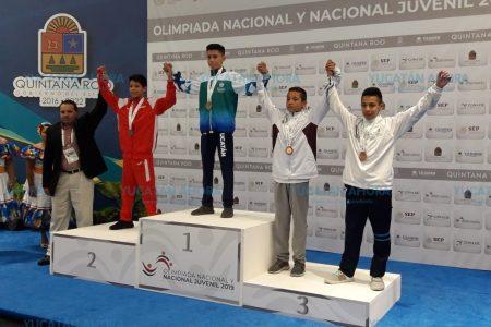 Olimpiada Nacional: Oro y bronce para Yucatán en TKD